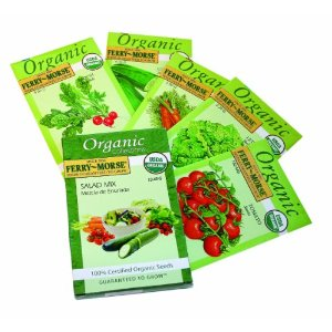 Get Garden Seeds NOW to start Your Planting Season
