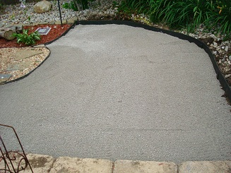 Then Put 3 To 4 Inches Of Class I Sand, Which Can Be Purchased At A Rock  Quarry. Class I Sand Is Sold By The Ton, So Use A Truck Or Trailer.