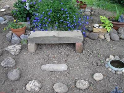 Sticks stones and changes for Sticks and stones landscaping